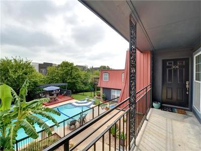 Austin Condo/Townhouse For Sale: 900 S Lamar Blvd #306