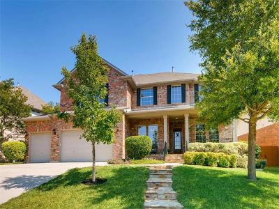Travis County, Williamson County Single Family Home For Sale: 10205 Chestnut Ridge Rd