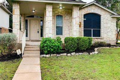 Hays County, Travis County, Williamson County Single Family Home For Sale: 11700 Bruce Jenner Ln