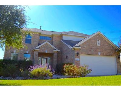 Cedar Park Single Family Home For Sale: 708 Rolling Brook Ln