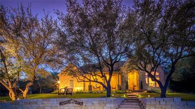 Leander Single Family Home For Sale: 18708 Angel Mountain Dr