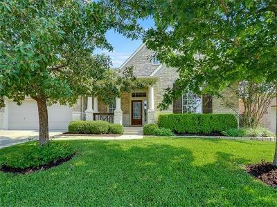 Cedar Park Single Family Home Pending - Taking Backups: 2024 Nelson Ranch Loop
