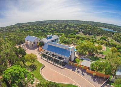 Dripping Springs Single Family Home For Sale: 8105 McGregor Ln