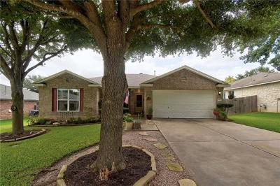 Round Rock Single Family Home Pending - Taking Backups: 2304 Vernell Way