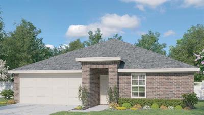 Austin TX Single Family Home For Sale: $259,990
