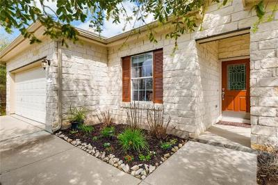 Buda Single Family Home For Sale: 267 Dark Horse Ln