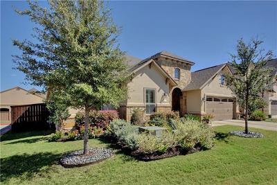 Cedar Park TX Single Family Home For Sale: $420,000
