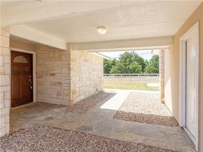 Bastrop County Single Family Home For Sale: 1544 N Avenue C