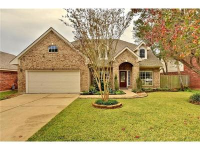 Austin Single Family Home For Sale: 10913 Beachmont Ln