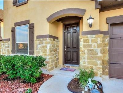 Bee Cave TX Single Family Home For Sale: $489,999