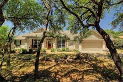 Cedar Park Single Family Home For Sale: 13106 Running Doe Ln