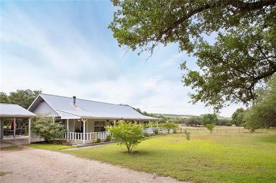 Single Family Home For Sale: 17520 Ranch Road 12