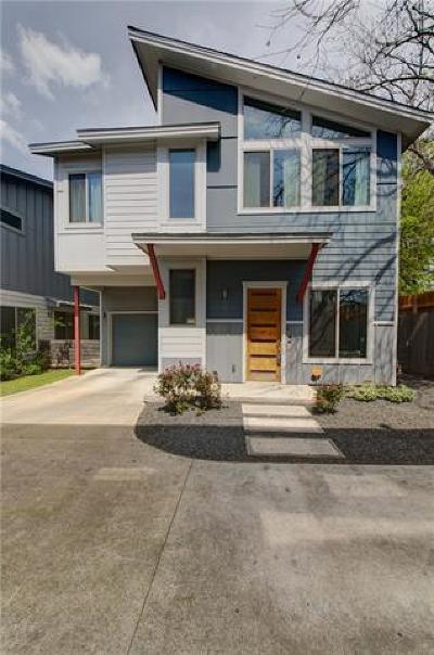 Single Family Home For Sale: 900 Banister Ln #E
