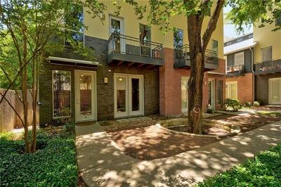 Austin TX Condo/Townhouse For Sale: $599,000