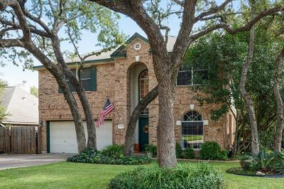Cedar Park Single Family Home For Sale: 1300 Colby Ln