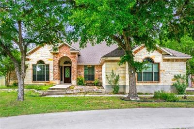 San Marcos Single Family Home For Sale: 828 Stagecoach Trl