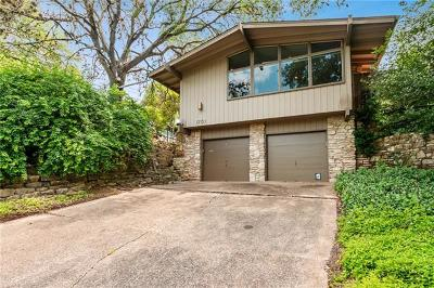 Austin TX Single Family Home For Sale: $599,999