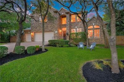 Single Family Home For Sale: 10604 Oak View Dr
