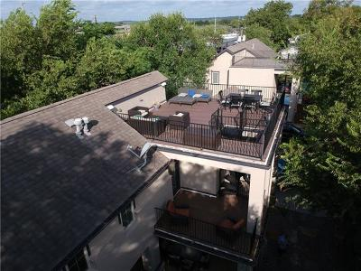 Austin Condo/Townhouse For Sale: 5905 Grover Ave #B