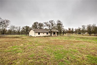 Cedar Creek TX Single Family Home For Sale: $269,000