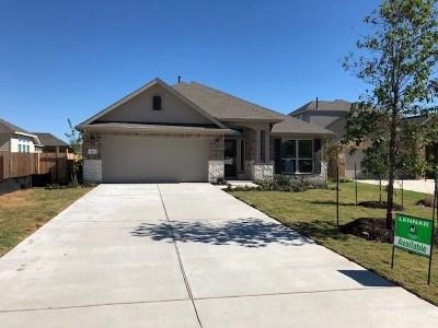 Georgetown Single Family Home For Sale: 105 Samridge Cv