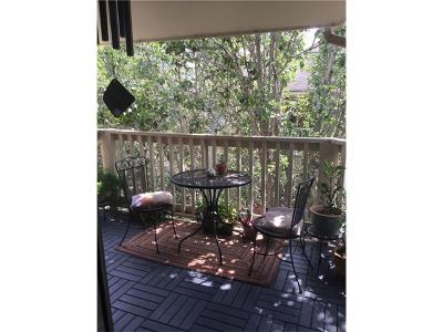 Austin Condo/Townhouse For Sale: 2450 Wickersham Ln #M1305