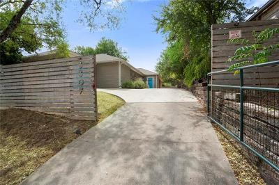 Austin Single Family Home For Sale: 3307 Hycreek Dr