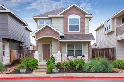 Austin Single Family Home For Sale: 4523 Esper Ln #292