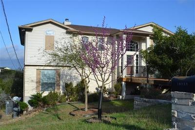 Lago Vista Single Family Home For Sale: 20828 El Dorado St