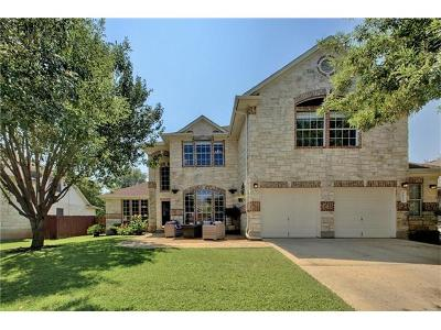 Cedar Park Single Family Home For Sale: 1812 Cattle Dr