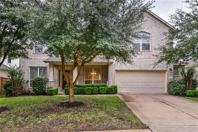 Round Rock Single Family Home For Sale: 704 Old Ravine Ct