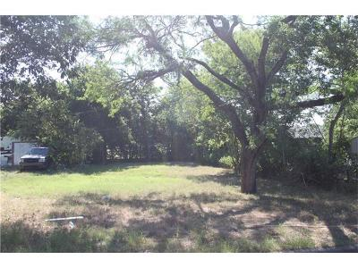 Lockhart Residential Lots & Land For Sale: 1100 Wichita St