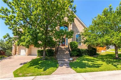 Steiner Ranch Single Family Home For Sale: 12021 Portobella Dr