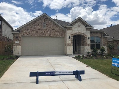 Travis County, Williamson County Single Family Home For Sale: 607 Puerta Vallarta Ln