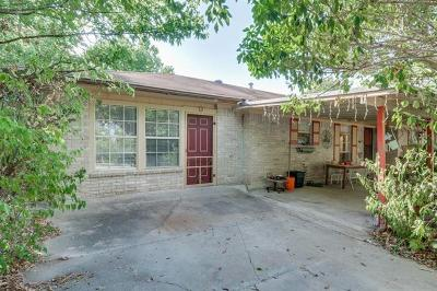 Kyle Single Family Home For Sale: 3809 Dacy Ln