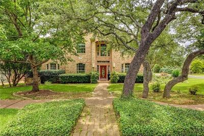 Travis County, Williamson County Single Family Home For Sale: 8101 Chardonnay Cv
