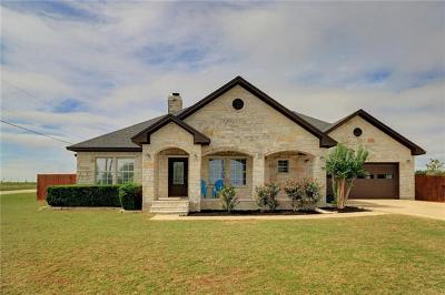 Jarrell Single Family Home For Sale: 247 County Road 306