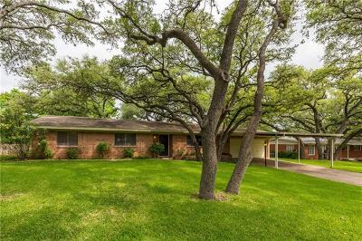 Travis County Single Family Home For Sale: 11816 Indianhead Dr
