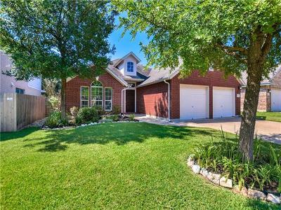 Cedar Park Single Family Home For Sale: 1814 Nelson Ranch Loop