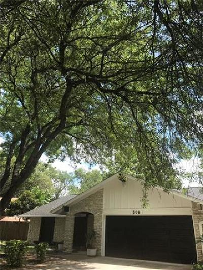 Austin TX Single Family Home Coming Soon: $385,000