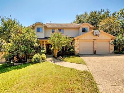 Single Family Home For Sale: 4907 Backtrail Dr