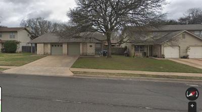 Austin Rental For Rent: 11804 Tanglebriar Trl #A