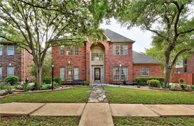 Austin Single Family Home For Sale: 10209 Salida Dr