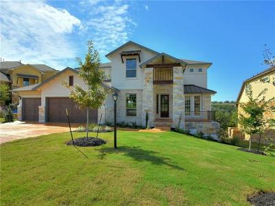 Travis County Single Family Home For Sale: 210 Coopers Crown Ln