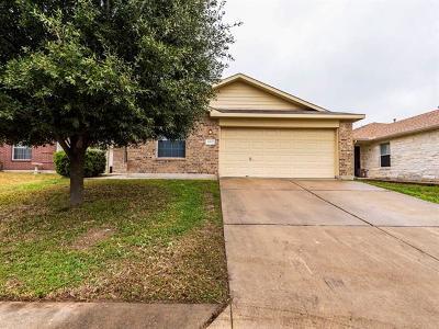 Travis County Single Family Home For Sale: 18428 Sunhaven Cv