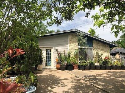 Austin Single Family Home For Sale: 5002 Ledesma Rd