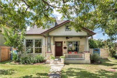 Austin Single Family Home For Sale: 5012 Finley Dr