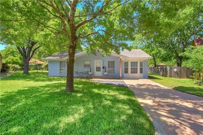 Austin Single Family Home For Sale: 8200 Easter Cv