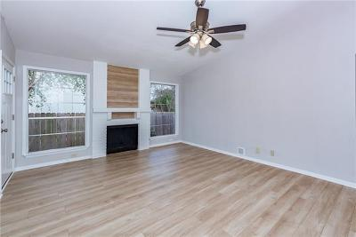 Austin Condo/Townhouse For Sale: 6713 West Gate Blvd #B