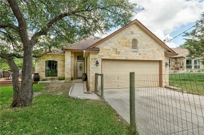 Dripping Springs Single Family Home Pending - Taking Backups: 17807 Village Dr